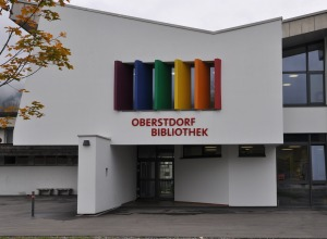 Oberstdorf Bibliothek