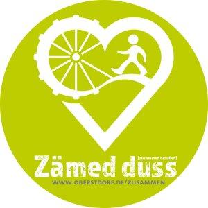 Zämed duss_Logo