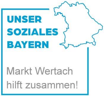 Markt Wertach Unser Bayern hilft zusammen