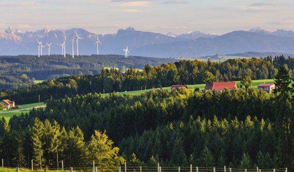 Windenergie Allgäu