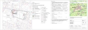 2. Änderung Bebauungsplan zeichnerischer Teil