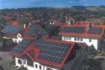 Solar auf dem Rathaus und Touristik