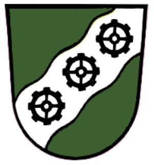 Wappen von Wertach
