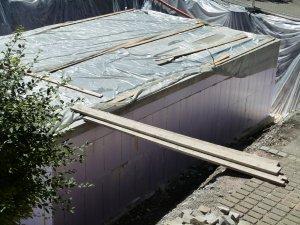 Marktwärme, Bunker für Pellets