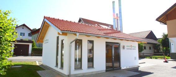 Marktwärme Gebäude