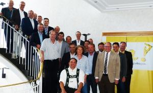 Die Mitglieder des Beirates für Energie- und Klimaschutz.