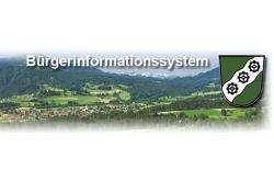 Bürgerinformationssyste4m