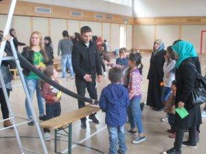 Foto 1 - Familientag im Allgäuhaus