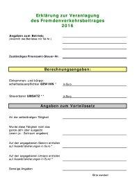 Formblatt FVB 2016