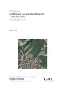 03 BP LinzenleitenII Umweltbericht Entwurf 170720