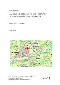 03 FNP-Änderung Umweltbericht Entwurf 170803
