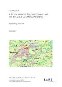 02 FNP-Änderung Begründung Entwurf 170803 - Linzenleiten