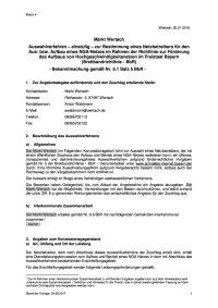 Wertach 2 Auswahlverfahren einstufig 30012018