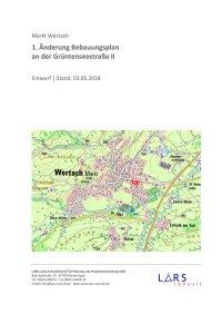 02 180503 1ÄndBPGrüntenseestraßeII Textteil Entwurf