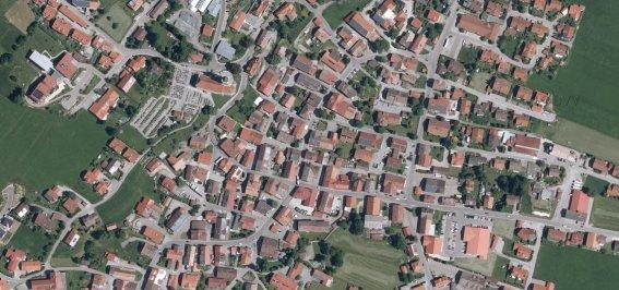 03 Luftbild Markt Wertach