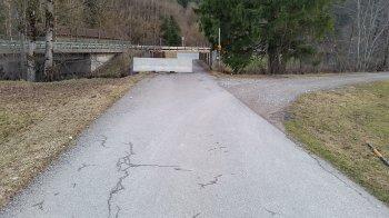 Brücke Willer's Säge Bestand