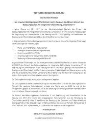 Bekanntmachung Linzenleiten 17.11.2017