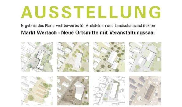 Ausstellung Neue Ortsmitte Logo