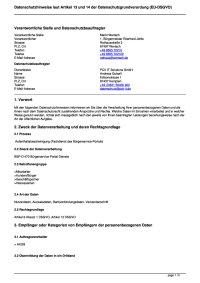 Aufenthaltsbescheinigung (Fachdienst des Bürgerservice-Portals)