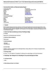 Datensammel- und Datensteuersystem (dezentral)