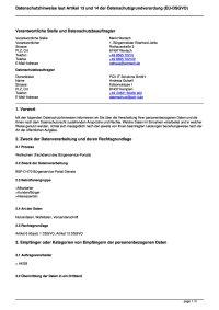 Wahlschein (Fachdienst des Bürgerservice-Portals)