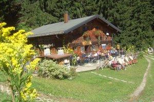 Max Hütte im Sommer