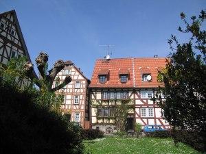 Wanderhotel schotten for Ideales fachwerk