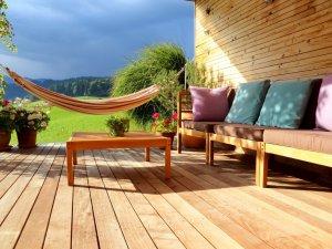 Balkone und Terrassen - einfach draußen leben