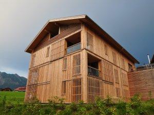Holzfassaden von Metzler