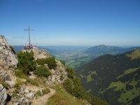 Gipfelkreuz Rubihorn