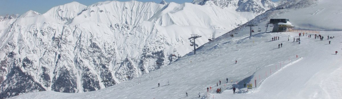 Skifahren am Fellhorn