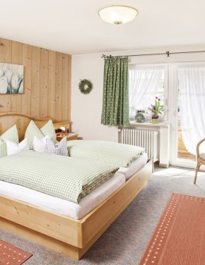 Wohnung 3 - Schlafzimmer