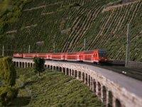 Miniwelt Bahngleis