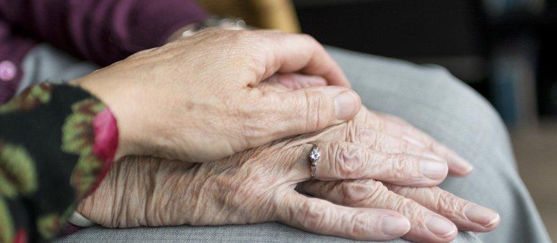 In Armut geratene ältere Menschen liegen uns ebenfalls am Herzen