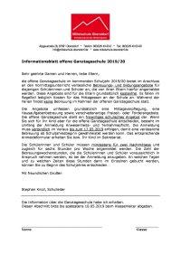 Infoblatt offene Ganztagsbetreuung 2019 20