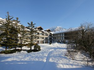 Montana Haus Winter