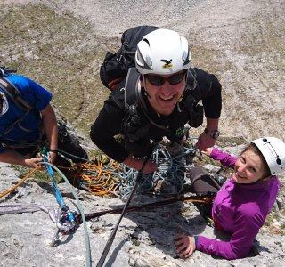 Alpinklettern Tannheimer (2)