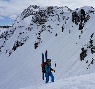 Skitour Allgäu Zirleseck