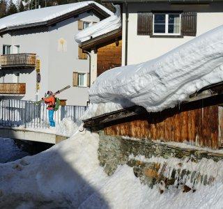 Bivio, Graubünden, Schweiz