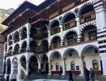 Rila Kloster, Rila Gebirge, Bulgarien