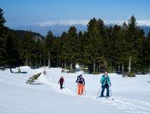 Aufsteig Dautov, Pirin Gebirge, Bulgarien