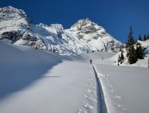 Skitouren Kanada Burnie Glacier