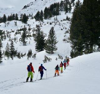 Unterwegs im Banderitsa Tal, Pirin Gebirge, Bulgarien