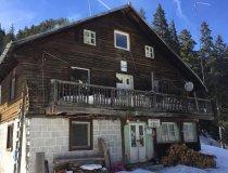 Demianitsa Hütte, Pirin Gebirge, Bulgarien