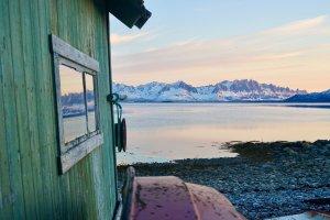 Skitouren Finnmark - Lille Altafjorden