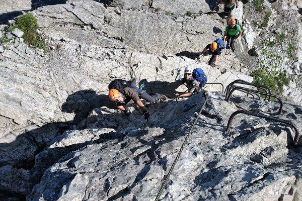 Klettersteig - 2 von 4