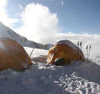 Hochlager 2, Expedition zur Putha Hiuchuli