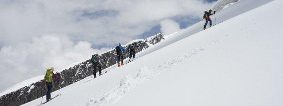 Skiexpedition zur Putha Hiunchuli