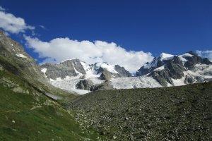 Bernina, Hochtour, Piz Palü