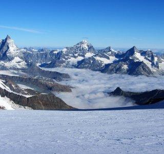 Monte Rosa, Matterhorn